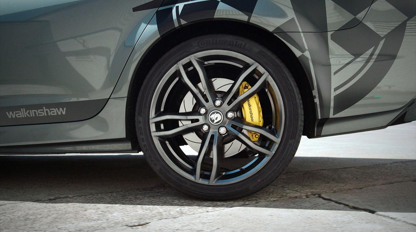 Brake Upgrade | Walkinshaw Performance Products