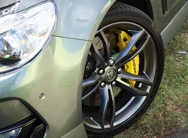 Brake Upgrade   Walkinshaw Performance Products