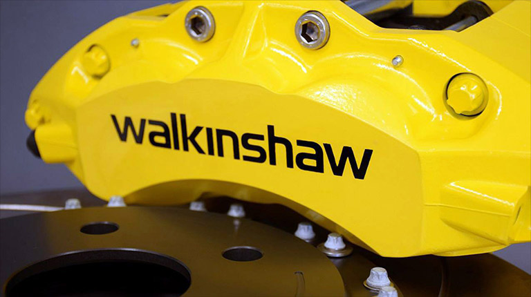 Walkinshaw Performance Brake Upgrade