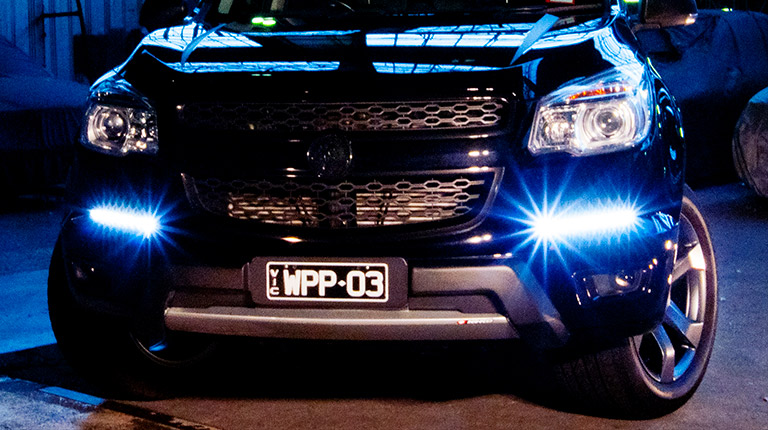 Walkinshaw Performance Colorado Daytime Running Lamps