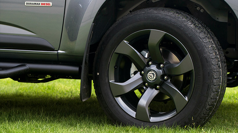 Walkinshaw Performance Colorado Wheels & Tyres