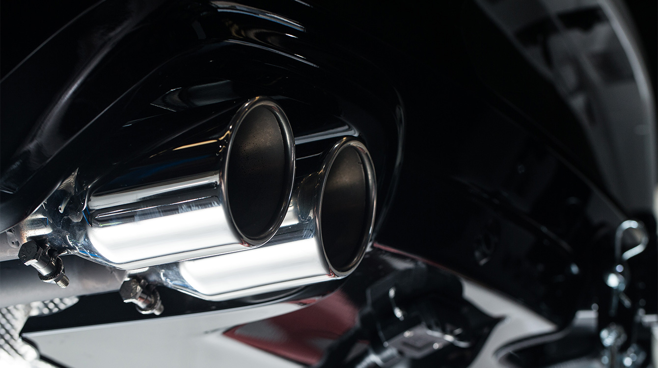 Dual Active Cat Back Exhaust | Walkinshaw Performance Products