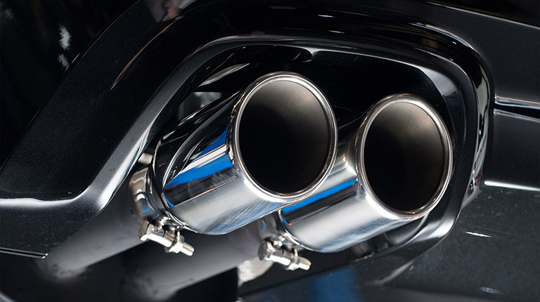 Walkinshaw Performance Dual Active Cat Back Exhaust