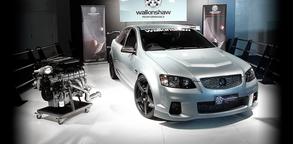 E-Series / VE | Walkinshaw Performance Products