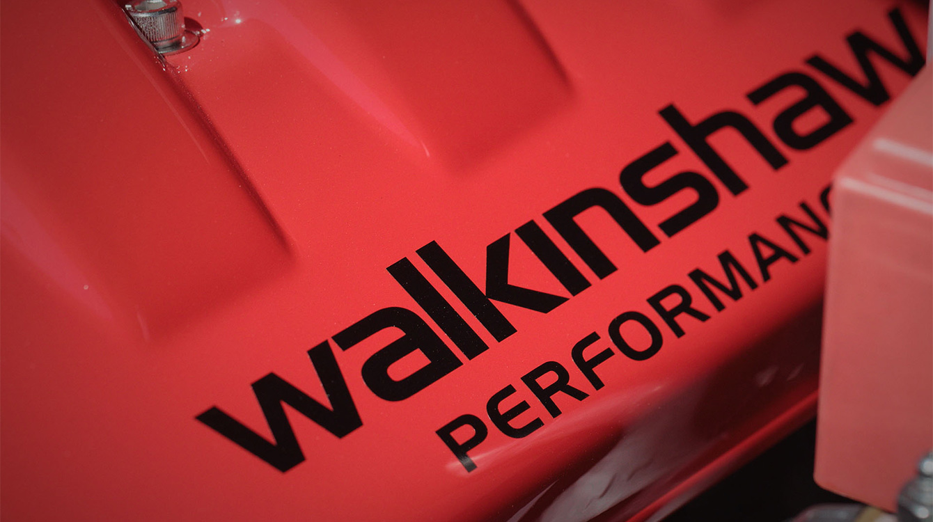 Engine Covers | Walkinshaw Performance Products