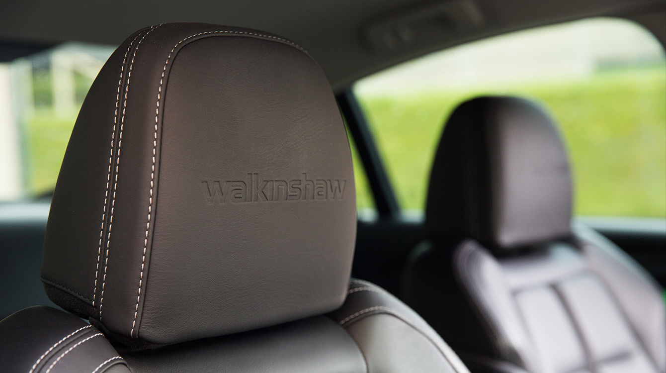 Head Rest Walkinshaw Performance Products