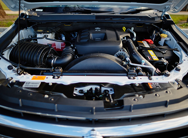Walkinshaw Performance Diesel Power Pack