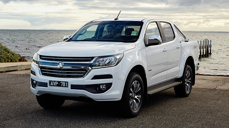 Walkinshaw Performance Holden Colorado