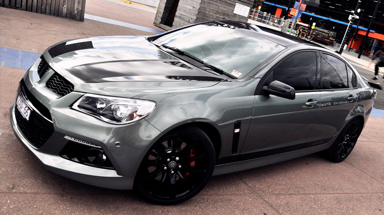 Walkinshaw Performance Lowered Suspension