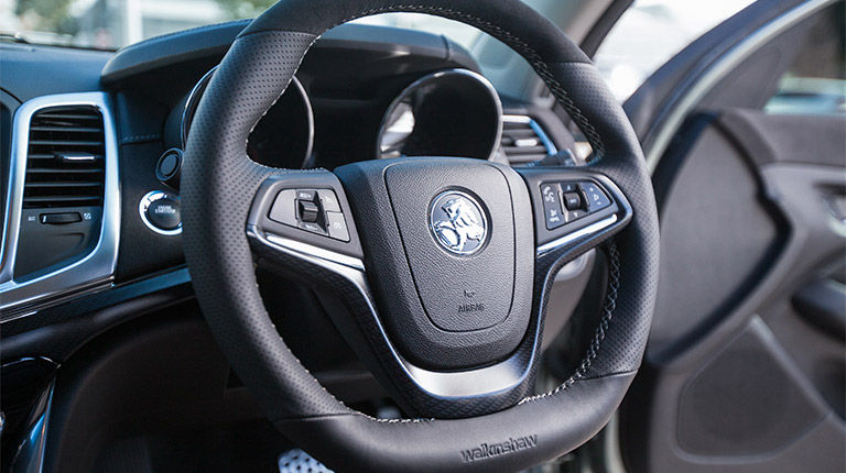 Walkinshaw Performance Steering Wheel