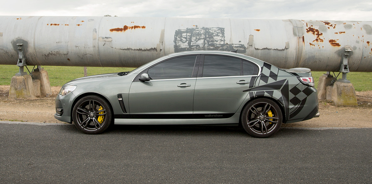 W407 | Walkinshaw Performance W-Series