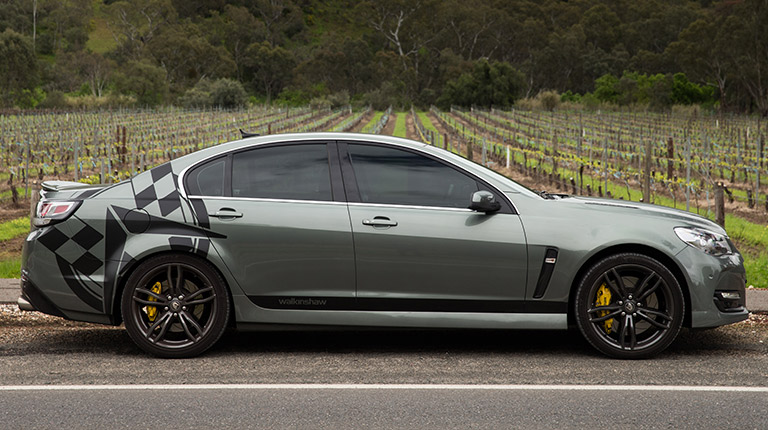 Walkinshaw Performance W407