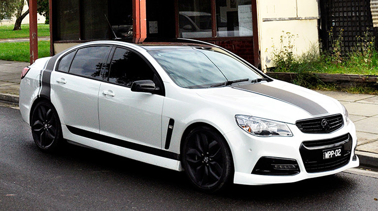 Walkinshaw Performance W457