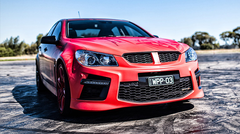 Walkinshaw Performance W507