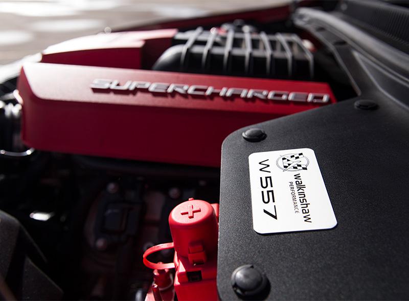 W557   Walkinshaw Performance W-Series
