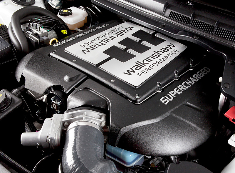 WP230 Supercharger   Walkinshaw Performance Products