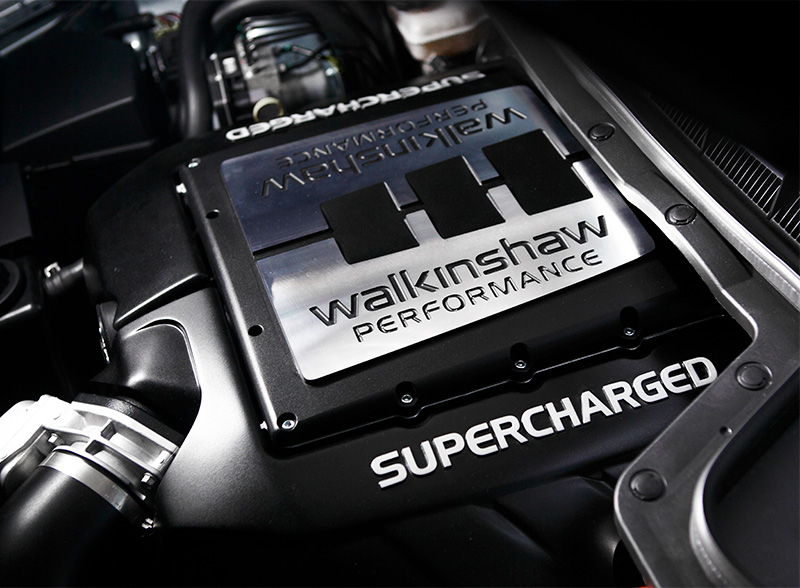 WP230 Supercharger | Walkinshaw Performance Products