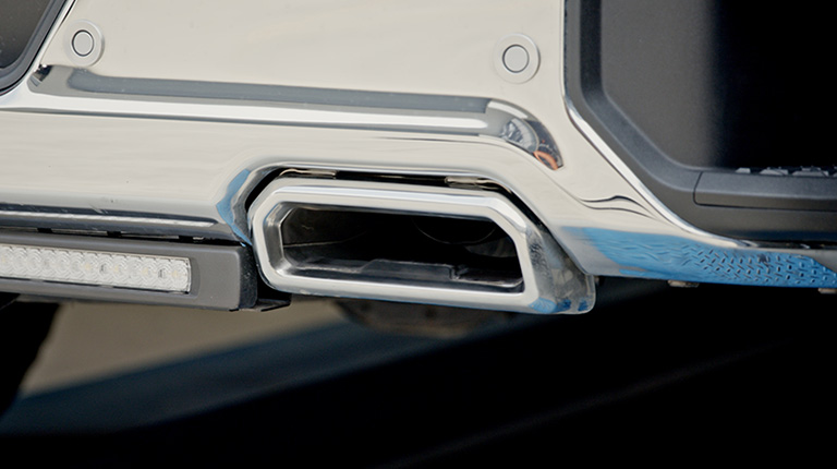 Walkinshaw Performance Chevrolet Silverado 1500 Cat-Back Exhaust