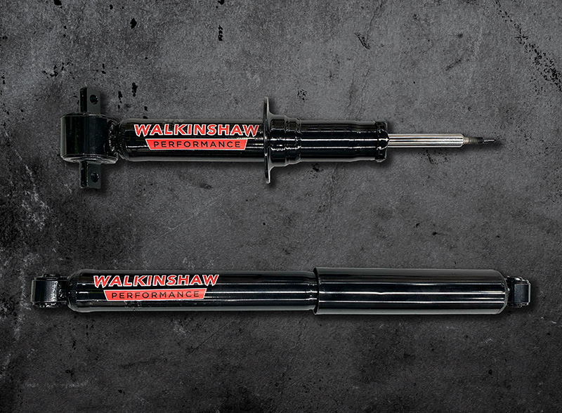 Walkinshaw Performance 1500 Tuned Dampers